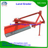 Agriculture machinery equipment land leveling scrapers for sale