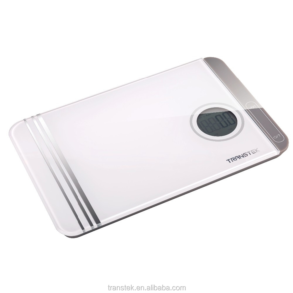 Fashionable electronic kitchen digital scale cooking scale with Digital LCD display