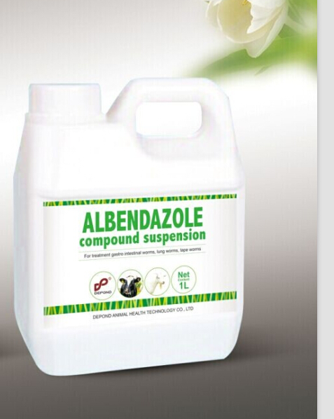 2.5% of Albendazole Oral Suspension names chemical insecticides