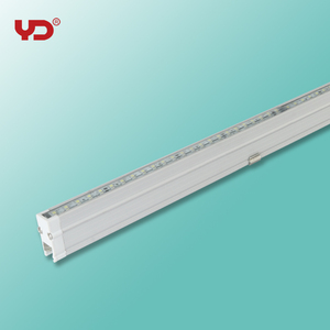 SMD RGB multi color programmable led rigid strip bar light