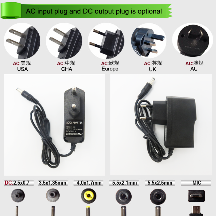 Hot Selling 12V 1A power adapter S-12-12