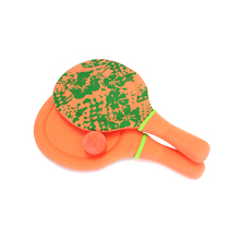 Sport apparatuur custom beach game Grote Strand Paddle set coral zee neopreen strand <span class=keywords><strong>racket</strong></span>