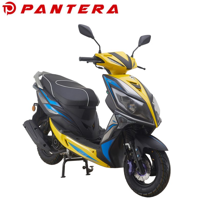 Disc Brake 50cc 125cc 200cc Engine Gasoline Scooter