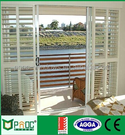 Chinese Top Brand Hardware French Aluminum Window Louvers With Newest Design