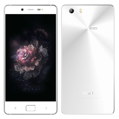 Free Sample China suppliers Original LEAGOO Elite 1 3GB+32GB Mobile phone 4G unlocked 3G 2G cell smartphone White