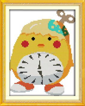 Lovely chicken cartoon style cross stitch easy nice gift lovely chicken cartoon style cross stitch easy nice gift embroidery patterns for beginners dt1010fo