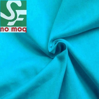OEM wholesale shirting 100% cotton fabric textiles