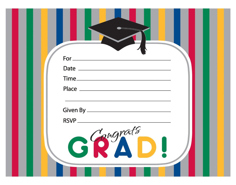 Cheap Sample Graduation Invitation Cards, find Sample Graduation ...