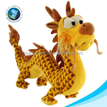 Creative custom stuffed animal plush Chinese dragon toy for kids fashion  cartoon cute soft dragon plush d87b62cd5