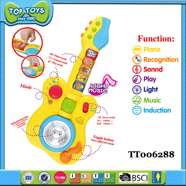 Multi-functional Guitar Electronic Toys For Kids