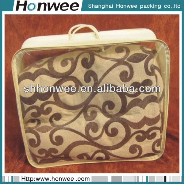 pretty lady convenient pvc indian gift bag