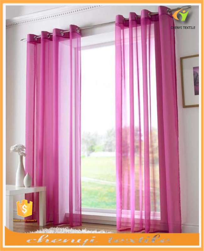Organza curtain curtain menzilperde net - Curtain new design ...