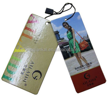 Hang Tags For Clothing Products - Hang Tags For Clothing ...