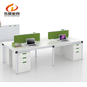 Modern Furniture Mfc Office Open Desk System Office Workstation For Sale  Ds-05 - Buy Modern Furniture,Office Open Desk System,Ffice Workstation For