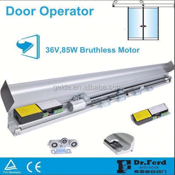 ES200 sliding door control unit