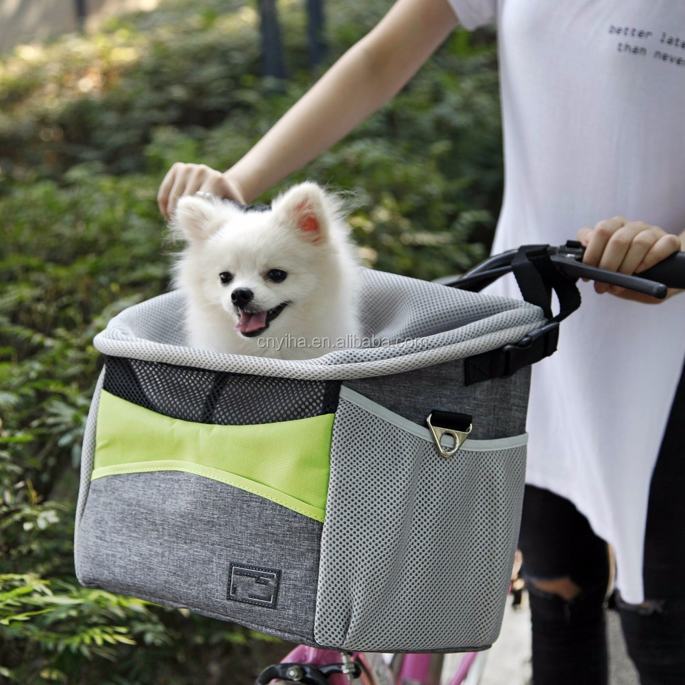 Pet Carrier For Bicycle/ bike pet carrier for dog/ cat