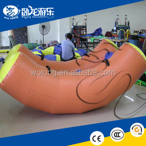 giant inflatable water playground, Inflatable water sports for swimming toys