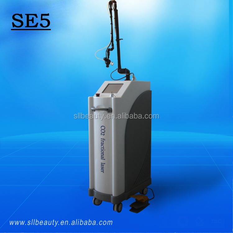 Price of Beauty with Skin resurfacing Co2 Laser Beauty Equipment