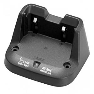 Icom BC-192 trickle charger for F3001 F4001 F3101D F4104D