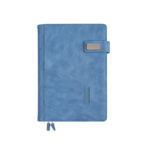 Ring Binder A5 Executive Daily Leather Notebook Planner Custom Agenda
