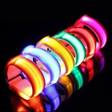 Scuotendo Oem Nylon Wristband Glow In The Dark