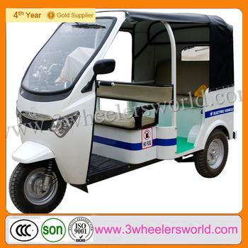 China Gebruikt Driewieler Mini Elektrische Auto Drie Wielen Mini