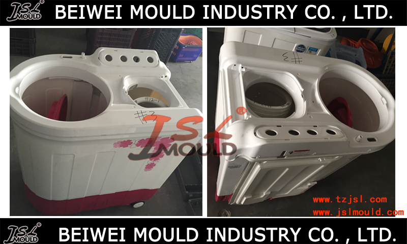 OEM customized Injection plastic wash machine mould in Taizhou