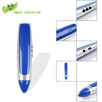 Professional R&D education point reading pen with books
