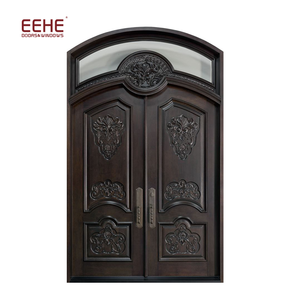 Office Solid Wood Morgan Stock Interior Doors