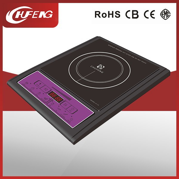 china power consumption induction cooker ceramic plate