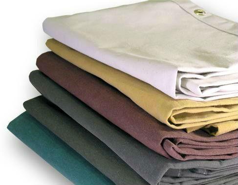 tissu de toile de coton toile imperm 233 able pour tentes b 226 ches tissu industriels id de produit