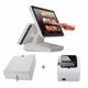 android /windows New products 15 Inch epos system /POS terminal /Cash Register with card reader