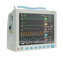 medical hospital equipments SW8000 CE FDA approved ambulance multi-parameter patient monitor price