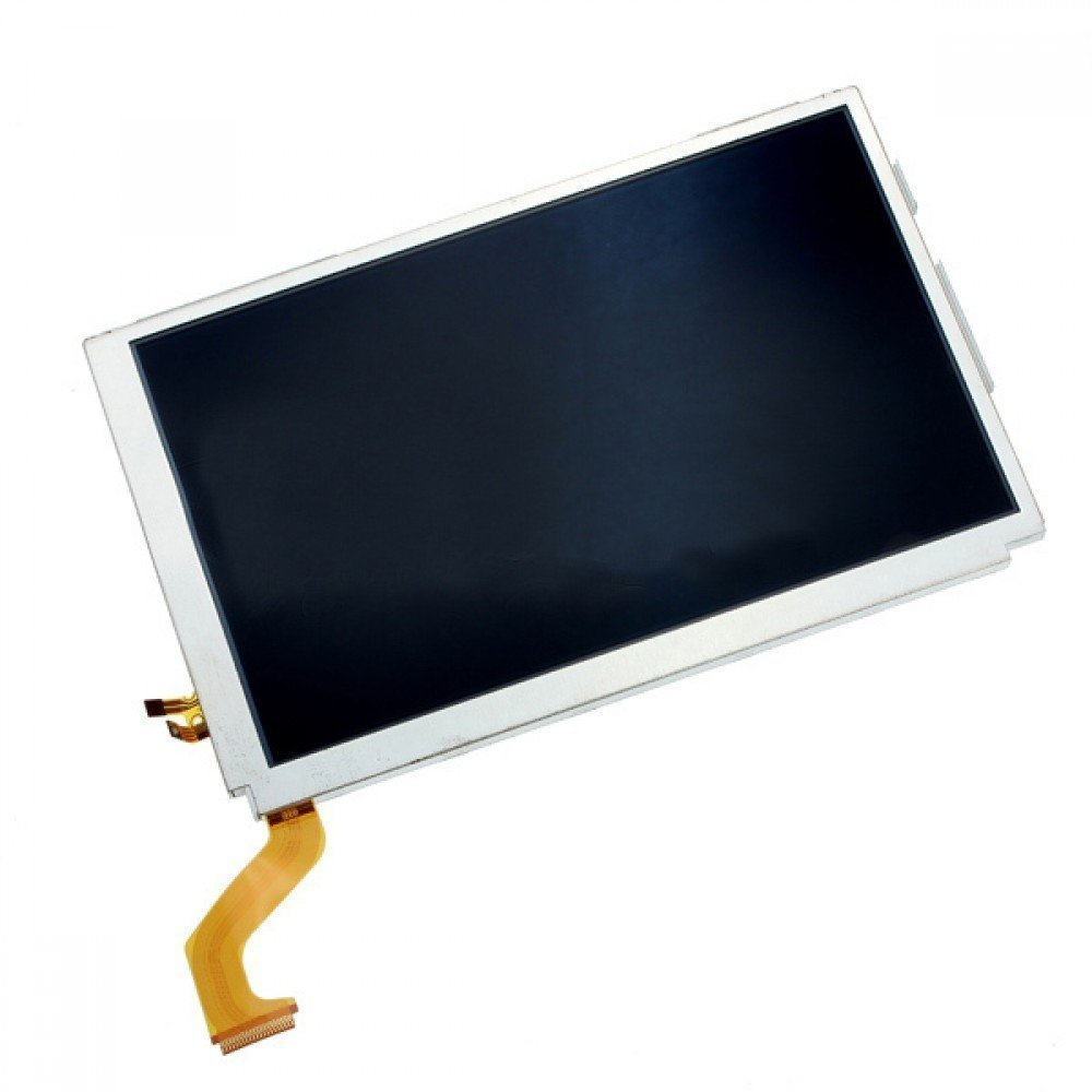 Replacement Upper Top LCD Screen Display Panel for Nintendo 3DS XL LL N3DS XL