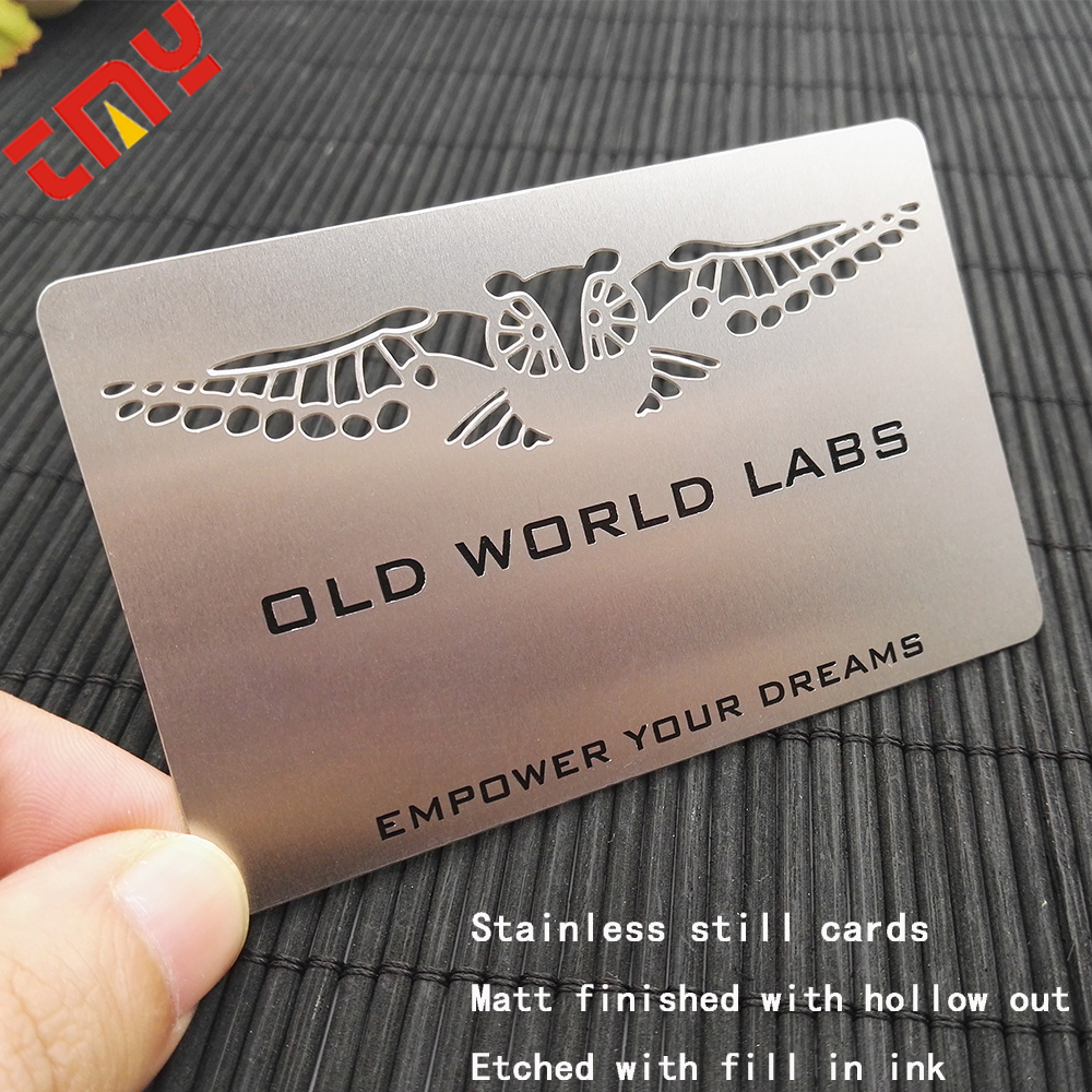Laser cut black metal business card chinacheap blank metal business laser cut black metal business card china cheap blank metal business cards wholesale worldwide metal cardg reheart Images
