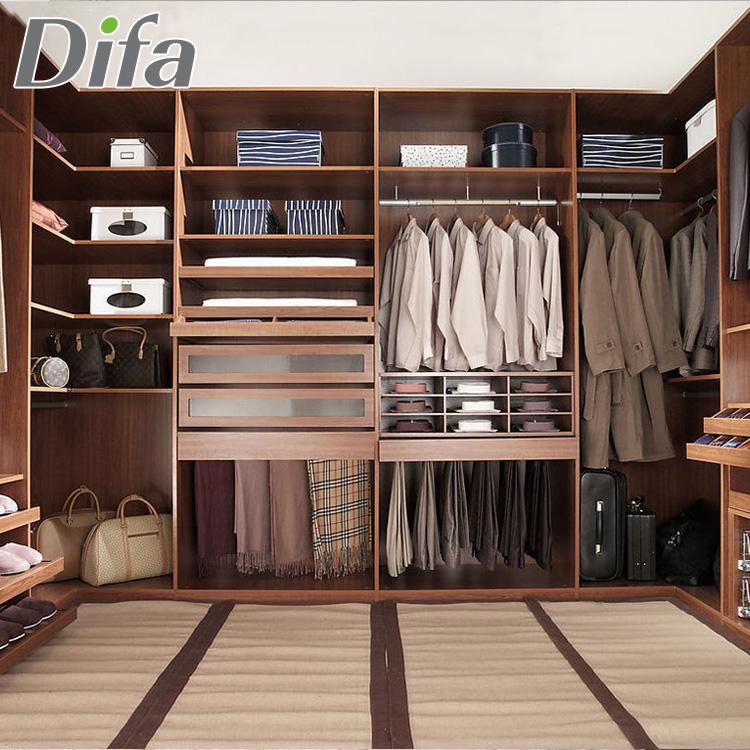 Custom Latest Design Walk In Closet Storage Systems Wardrobe Planner