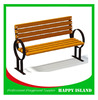 hot new design Chinese manufacturer factorhot new product garden bench wooden slats iron garden park benches old wood bench