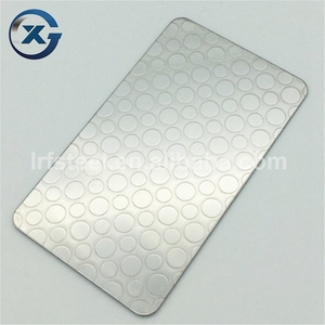Customized decorative wall panels interior polished 430 stainless steel metal sheet
