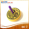 High quality design wooden spinning tops