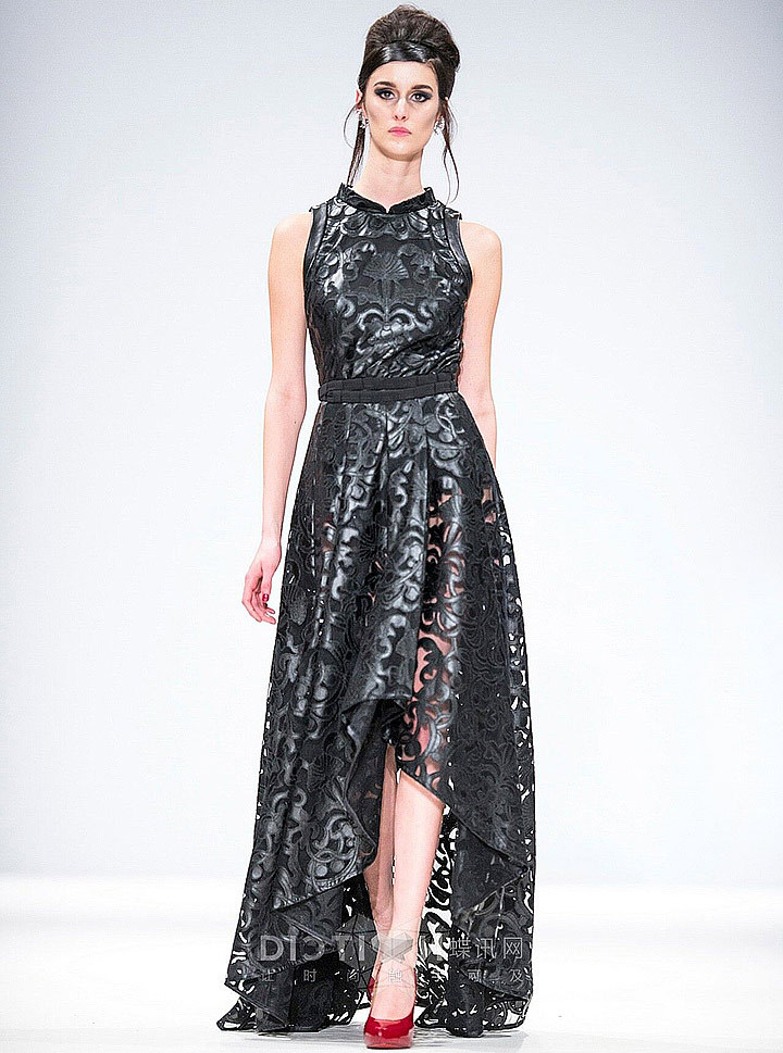 335da4d805 Buy runway women clothing high quality faux leather dress black burgendy high  low cut out dress pu leather dress long dress patterns in Cheap Price on ...