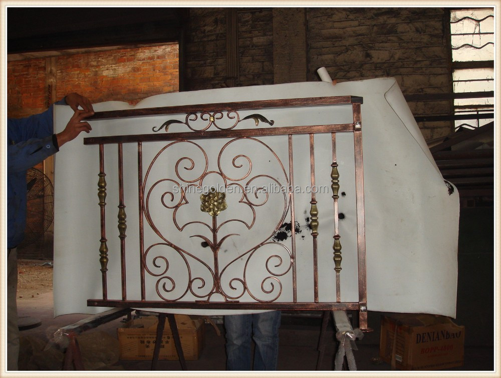 Gyd 15b079 customed hierro forjado balc n muebles de for Conjunto muebles balcon