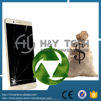 Best Price Buy Back Front Glass Damaged LCD Panel For Samsung S5 Neo,Recycle Cracked Screen For Samsung S5 Neo
