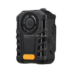 Senken one button recording digital police body Camera with night vision