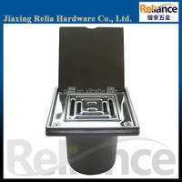 SS304 Square Stainless Steel Long End Shower Floor Drain Cover