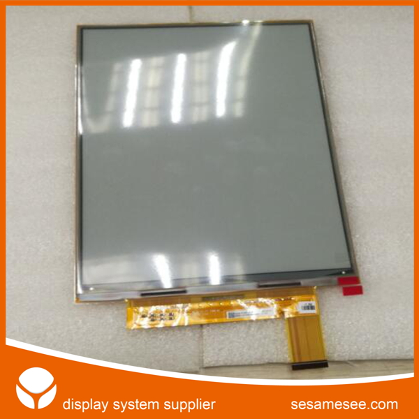 e ink color touch screen display