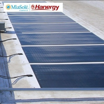 Hanergy 230w flexible solar cell roll with reasonable soler cell price