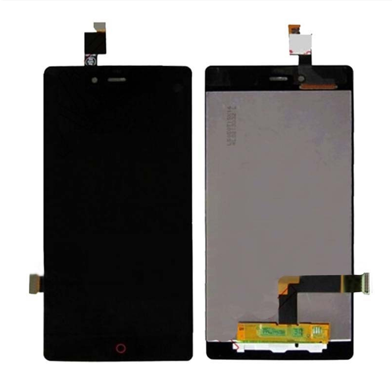 "Original for ZTE Nubia Z9 Mini NX511J 5"" Inch LCD Display Touch Screen Panel Digitizer Assembly Replacement Parts Black"