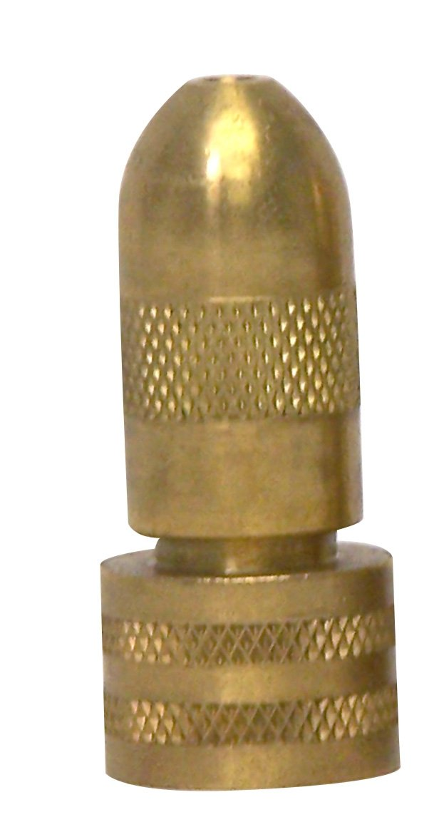 Chapin 6-6002 Adjustable Brass Cone Pattern Nozzle for Poly Shut-Off Nozzle