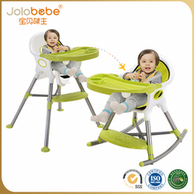 6 month to 3 ages plastic baby dinner chair children dining chair