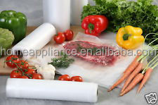 Vacuum Packing bag in rolls to Keep your food fresher for most vacuum food sealers